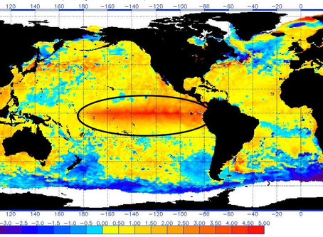 It's Official:  La Niña is here!