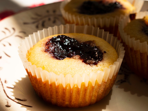 Self Care Pt.1, Courage, Gluten Free Jam Muffins, Bill Withers, & Charles Mingus