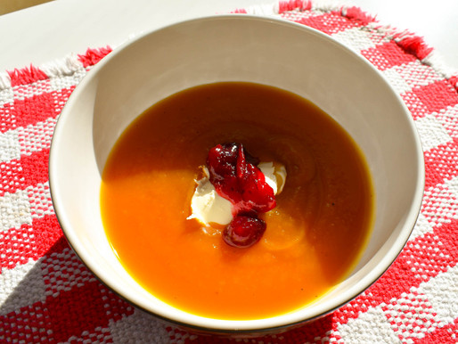 "5 Min: Lazy Butternut Squash Soup & Variations, Musicians & Food, ""Little Mermaid,"" Toosie-Slide 2.0"