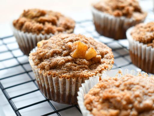 Apple Pumpkin Streusel Muffins, Baby Yoda, Cute Aggression, A Blue Moon, Ella & the Marcels