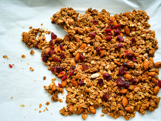 Cranberry Almond Granola Apple Parfaits, Motivation Killers, Joplin,The Cranberries & Kendrick Lamar