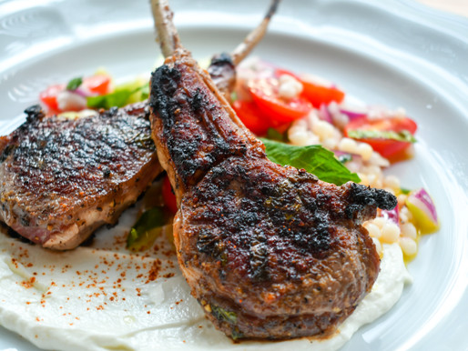 Mozza's Lamb Chops Scottadito, Our Holiday Feast, The Yellow Submarine, Soul and Wonder Woman 1984