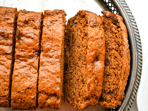 """Chocolate Chip Banana Bread (Plant based,I'm not!), Memorial Day Movies, & """"This Land is Your Land"""""""
