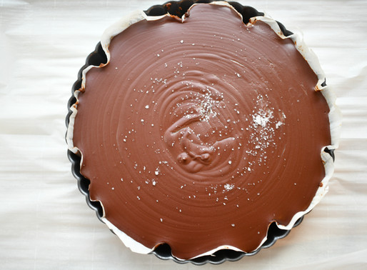 Bday Chocolate Ganache Tart, Oscar Peterson, 1964 Beatles World Tour, & Moral Relativism