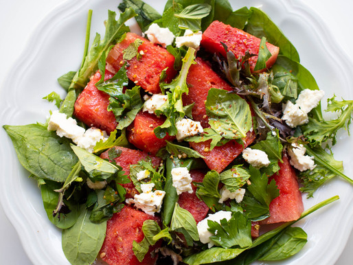 Marinated Watermelon Salad, What Makes Something Funny, Cartoons, Flight of the Conchords & Liszt