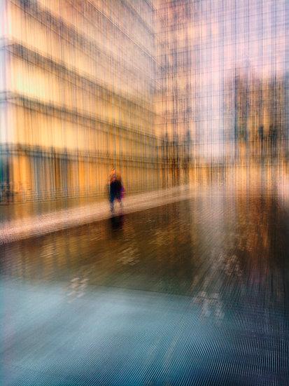 Paris ombre sur la BNF