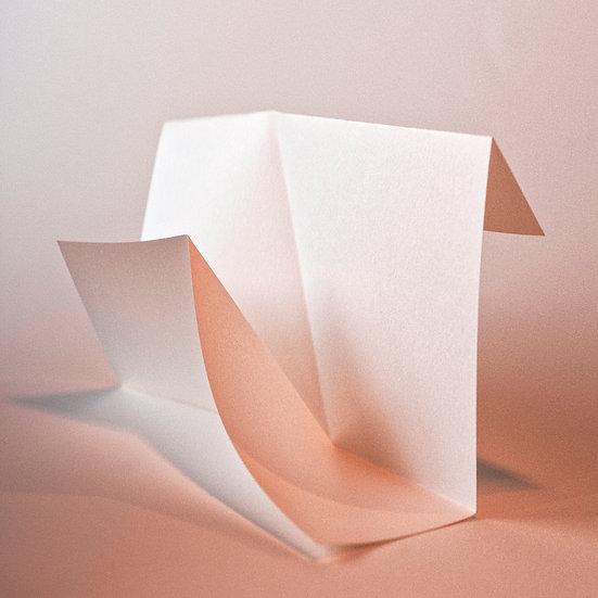 Papier#1- Format 100x100cm