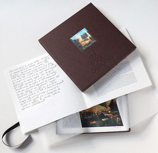 livre d'art limité à 999 ex avec tirage limité
