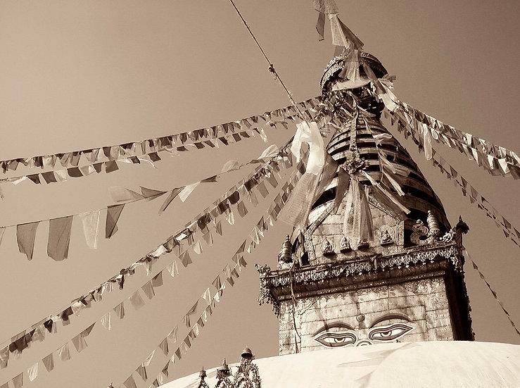 Népal temple