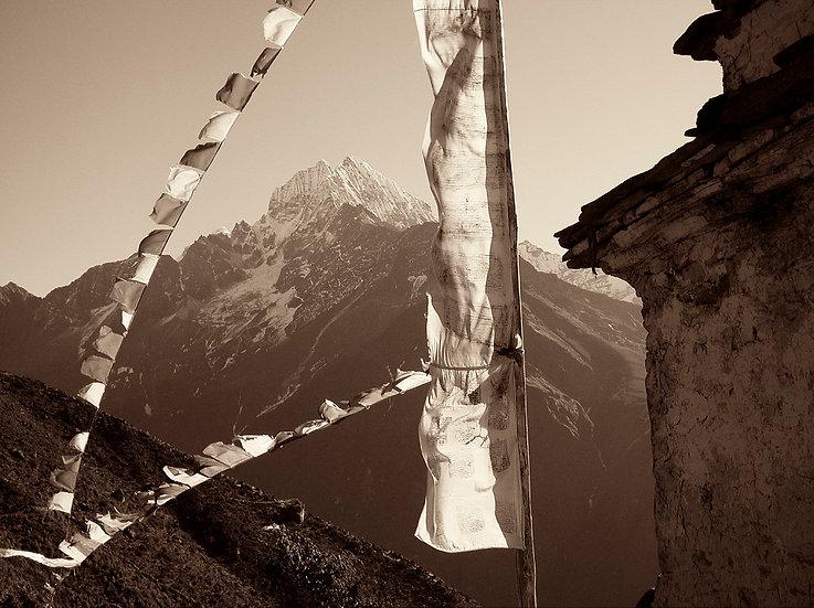 Népal vents