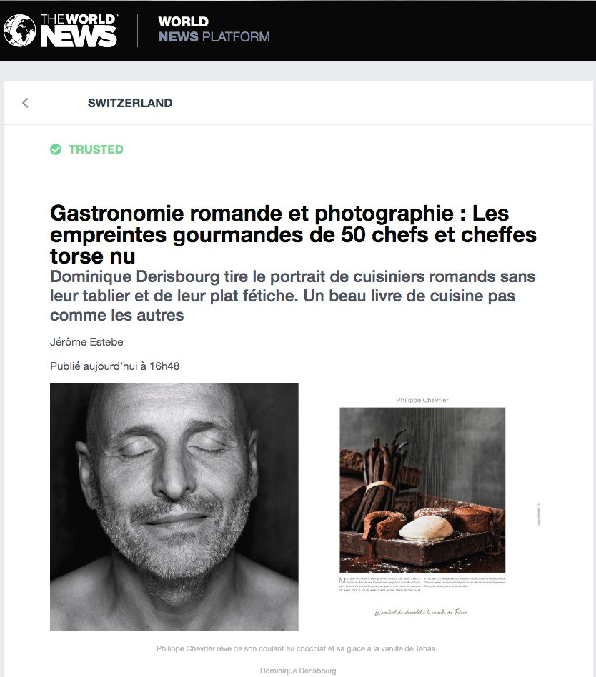 The WorldNews Jérôme Estebe