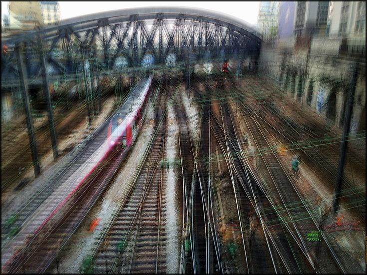 Paris gare de l'est-1
