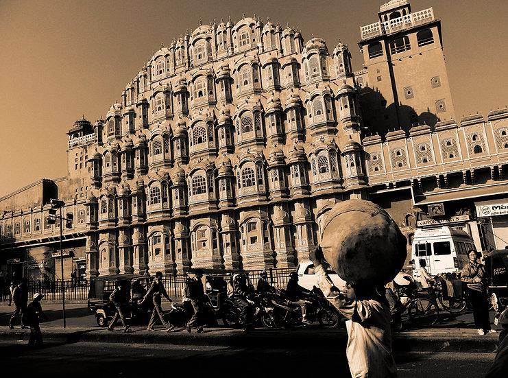 Inde palais des vents