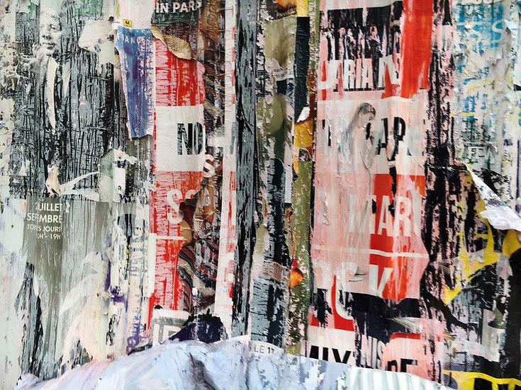 Papier peint - Format 40x50cm