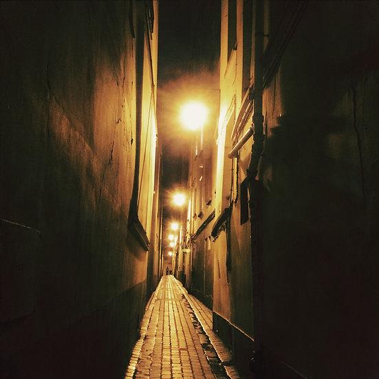 Paris impasse de nuit