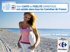 Carrefour affiche