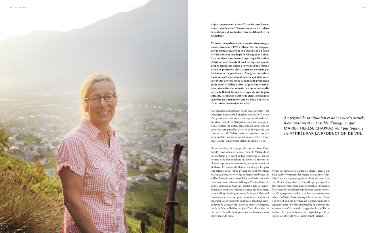 Magazine Blancpain