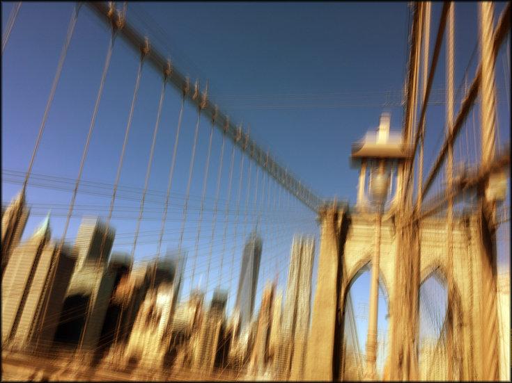 New York Brooklin bridge-1