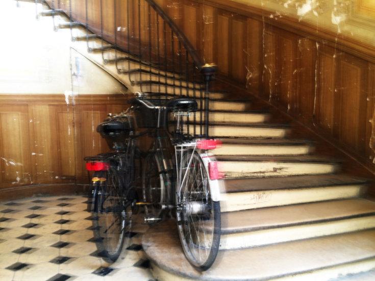Paris Parking à vélos