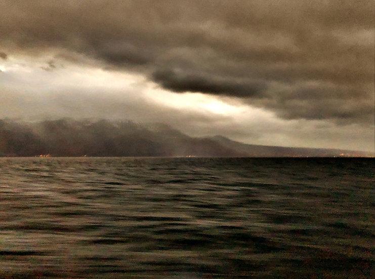 Lac Noir - Format 40x50cm