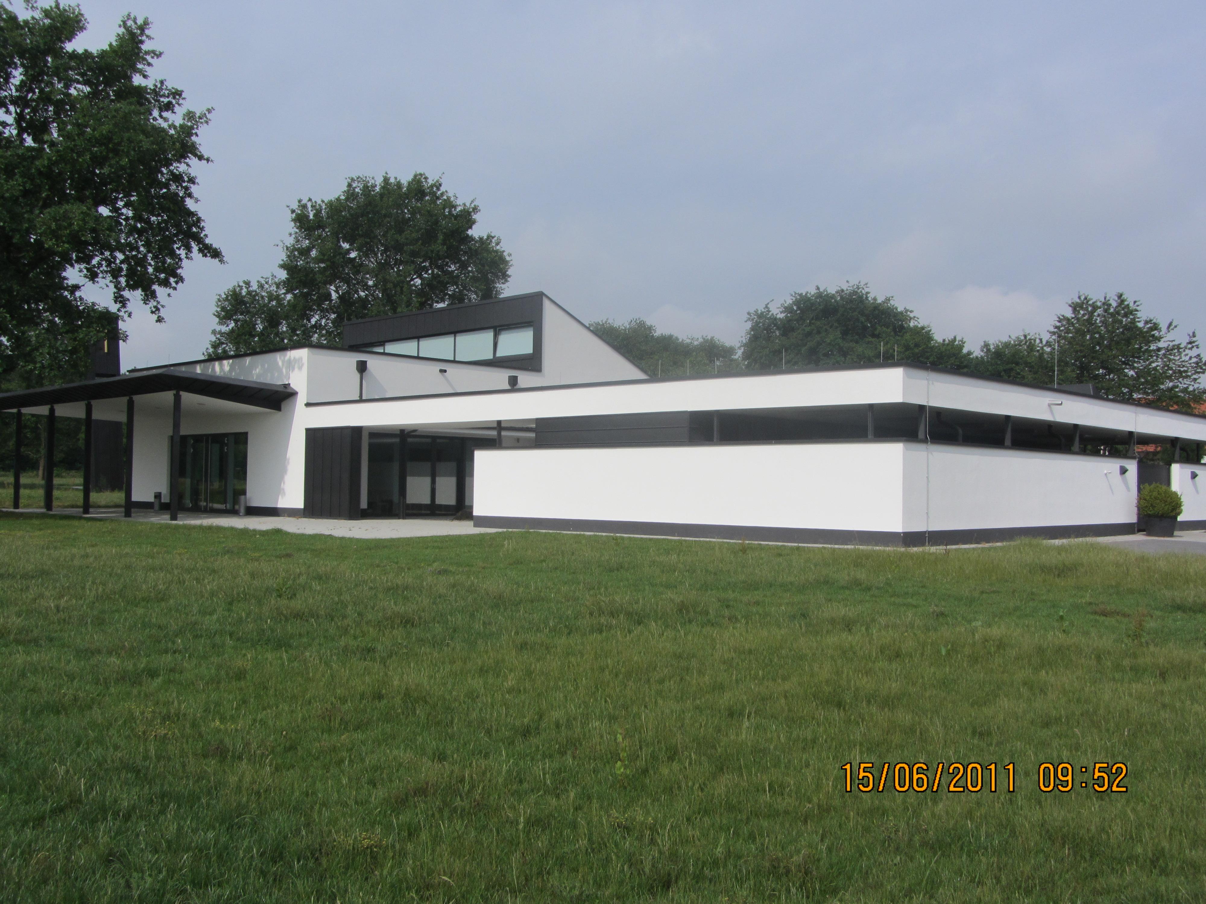 Hanau - Trauerhalle