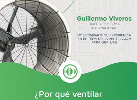 Maxico AG: ¿Por qué ventilar su granja porcícola?
