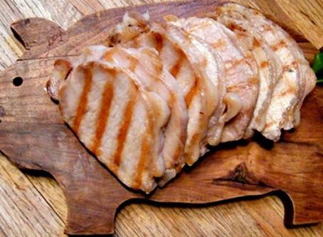 Carne de porcino, algo más que jamón y tocino.