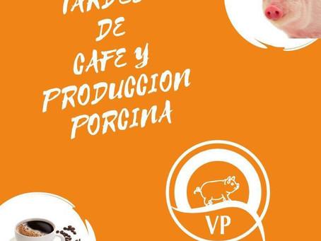 Tardes de café y producción porcina - Diagnóstico de laboratorio para PRRS e Influenza porcina.