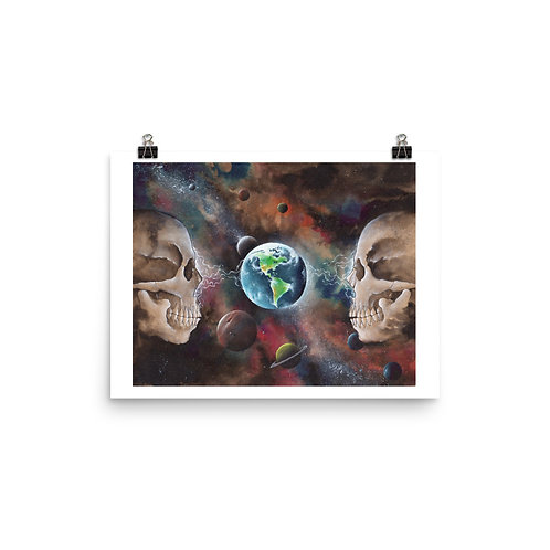 ALL WE HAVE poster print
