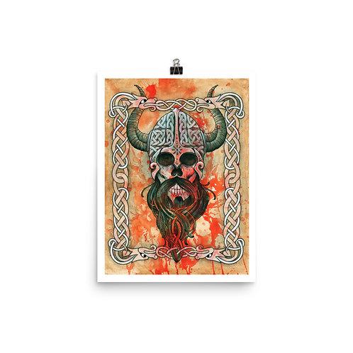 ATHR VEROLD STEYPISK open edition print