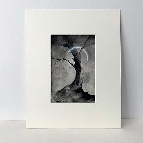 HANGING - original art