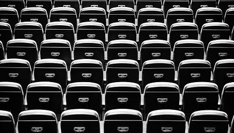 Teatros vacíos