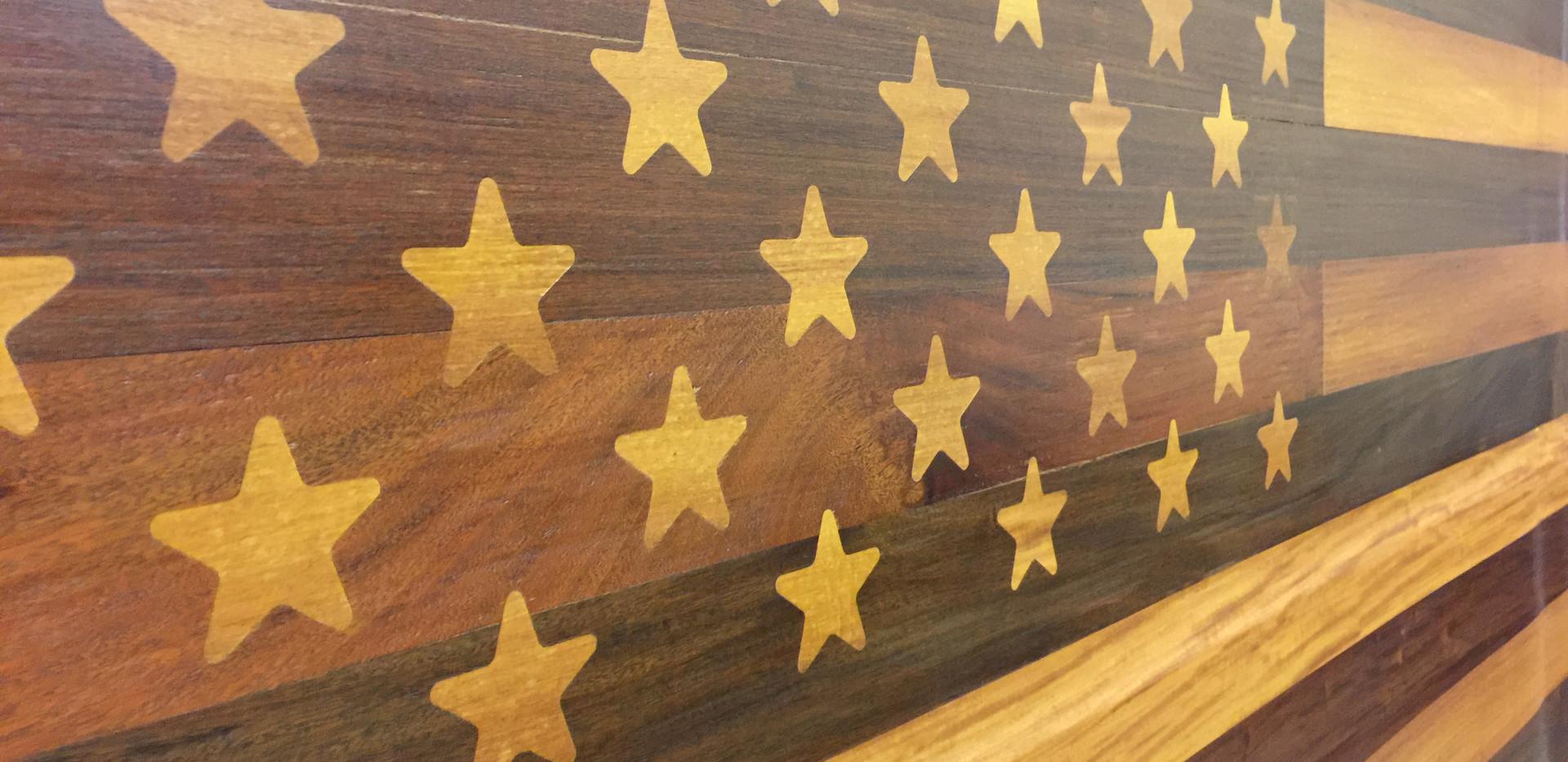 Honor Wall Detail