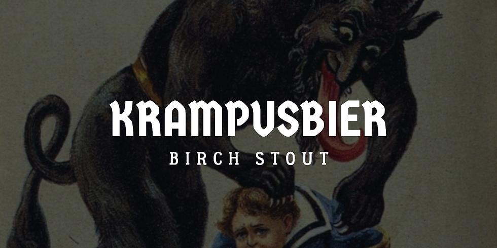 RELEASE: Krampusbier Birch Stout