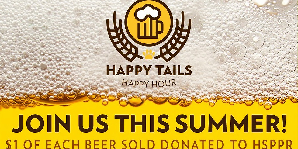 Happy Tails Happy Hour