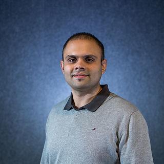 Qazi Rahman, Senior Electrical Engineer.