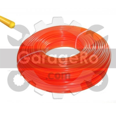 Fir motocoasa / trimmer 100 metrii Ø 2.4 (rotund)