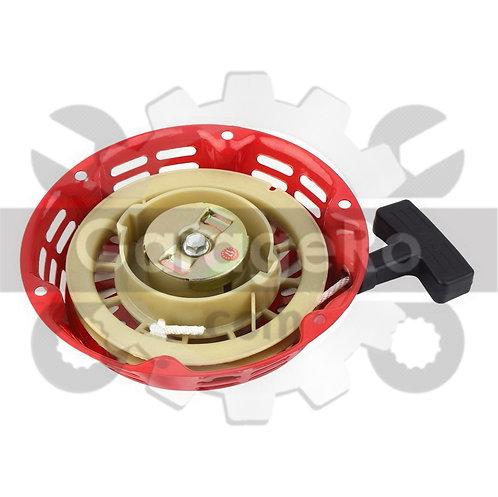 Demaror compatibil HONDA GX 160 / motoare chinezesti (catei plastic)