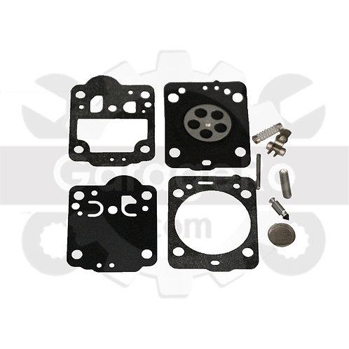 Kit reparatie carburator drujba Husqvarna 40, 51, 55, 240, 245 (Walbro)
