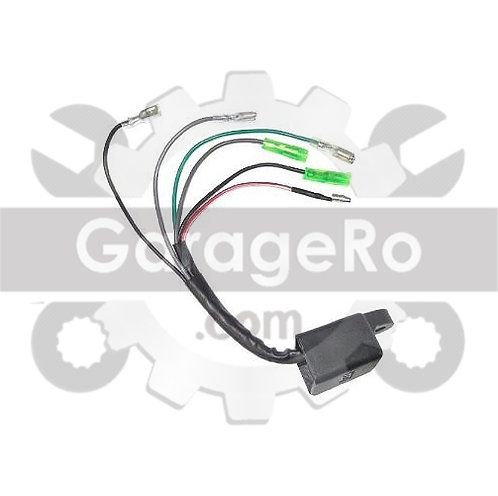 Aprindere generator model ET650, ET 950