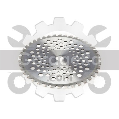 Disc taietor motocoasa 255 x 40T x 25.4mm DRK