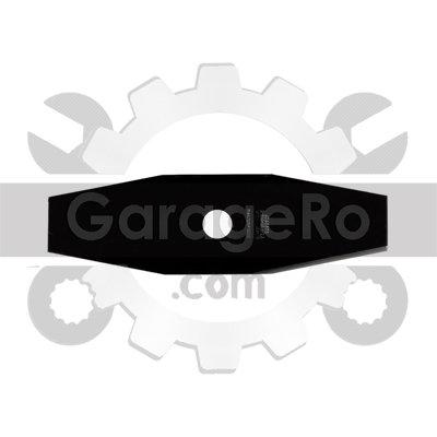 Disc taietor motocoasa 2 laturi (trapez)