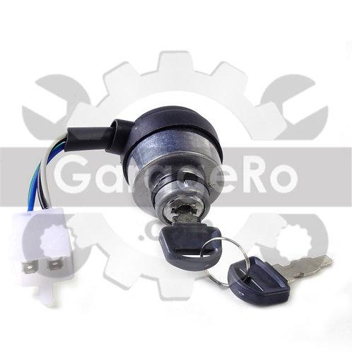 Contact generator (mufa cu 4 pini)