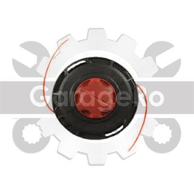 Mosor cu fir motocoasa (cap rosu)