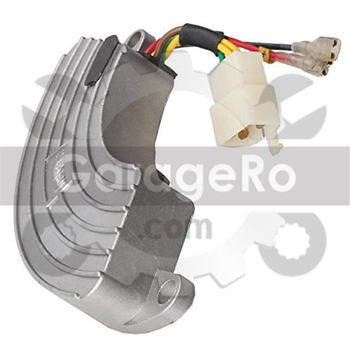 AVR Generator 5Kw - 7Kw (450V 680uF) 6 Fire (aluminiu)