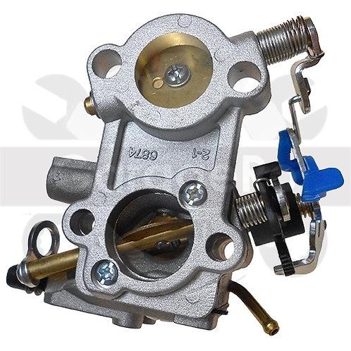 Carburator drujba Husqvarna 455, 460 Cal II (camera dubla de ardere)