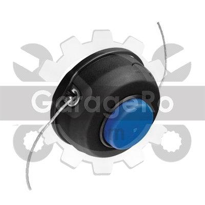 Mosor cu fir motocoasa compatibil Husqvarna T25, T35 (piulita de 10mm)