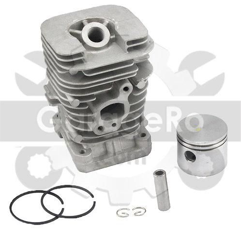 Kit cilindru dujba compatibil cu modelele: Partner 351, 352, 371, 372; McCulloch