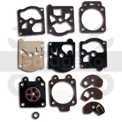 Kit reparatie carburator drujba Alpina / Husqvarna / Stihl / Jonsered (D10-WAT)