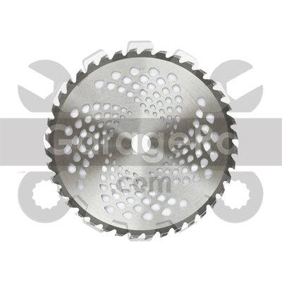 Disc taietor motocoasa 255 x 40T x 25.4mm BUL-MAX
